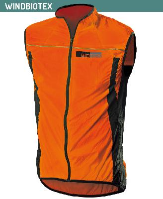 Vest Biotex X-Light, oranž, M